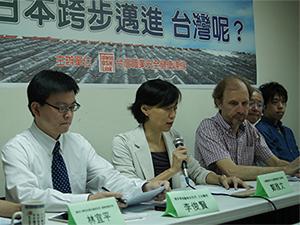 【記者會】無石綿的社會 日本跨步邁進 台灣呢?